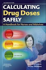 Calculating Drug Doses Safely - Elsevieron VitalSource af Arthur Williams