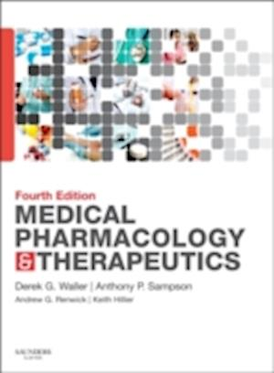 Bog, paperback Medical Pharmacology and Therapeutics af Derek G Waller