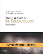 Rang & Dale's Pharmacology, International Edition