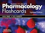 Rang & Dale's Pharmacology Flash Cards Updated Edition