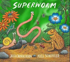 Superworm Anniversary foiled edition PB