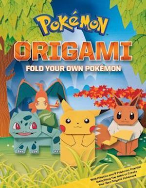 Pokemon Origami: Fold Your Own Pokemon