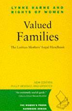 Valued Families (The Women's Press handbook series)