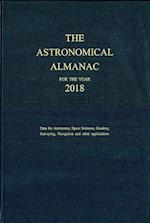 Astronomical Almanac for the Year 2018