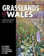 Grasslands of Wales af Tim Blackstock, David Stevens, Smith Stuart