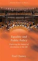Equality and Public Policy (Gender Studies in Wales)