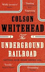 The Underground Railroad af Colson Whitehead