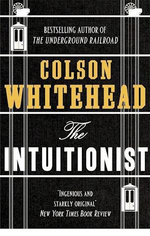 Bog, paperback The Intuitionist af Colson Whitehead