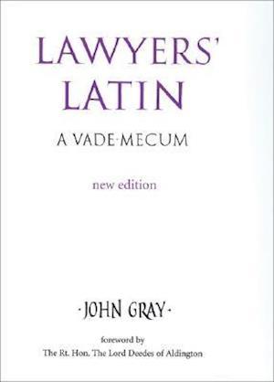 Lawyers' Latin