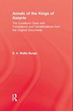 Annals of the Kings of Assyria