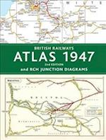 British Railways Atlas 1947 and RCH Junction Diagrams af Ian Allan Publishing