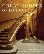 Great Houses of London af James Stourton