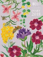 Royal Horticultural Society Desk Diary 2018