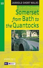 Somerset from Bath to the Quantocks (Pathfinder Short Walks, nr. )