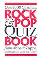 Rock And Pop Quiz Book