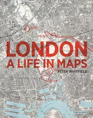 Bog, paperback London af Peter Whitfield