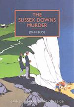 The Sussex Downs Murder (British Library Crime Classics)