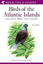 A Field Guide to the Birds of the Atlantic Islands af Chris Orgill, Tony Clarke, Tony Disley
