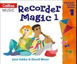 Recorder Magic af Ana Sanderson, David Moses, Emily Haward