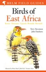 Birds of East Africa af Brian Small, John Gale, John Fanshawe