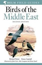 Birds of the Middle East af Richard Porter, Simon Aspinall, Brian Small