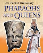 The British Museum Pocket Dictionary of Pharaohs and Queens (British Museum Pocket Dictionaries)