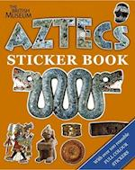 Aztecs Sticker Book (British Museum Sticker Books)