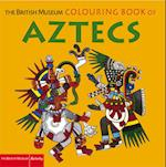 The British Museum Colouring Book of Aztecs (British Museum Colouring Books)