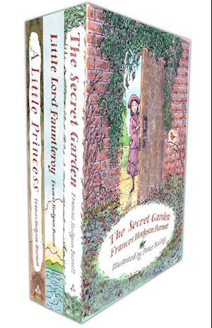 Illustrated Hodgson Burnett Classics