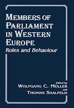 Members of Parliament in Western Europe