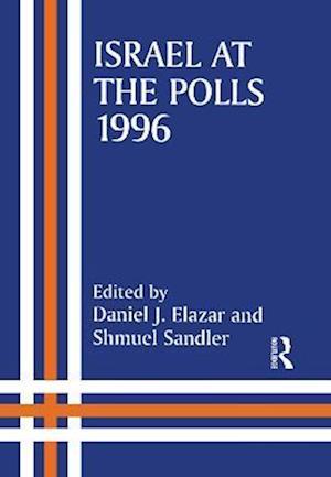 Israel at the Polls, 1996