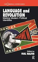 Language and Revolution (Cummings Center Hardcover, nr. 16)