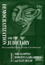 Democratization and the Judiciary (Democratization Studies Hardcover)