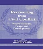 Recovering from Civil Conflict (The cass series on Peacekeeping, nr. 11)