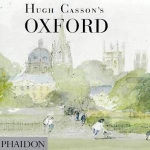 Bog, paperback Hugh Casson's Oxford af Estate of Hugh Casson