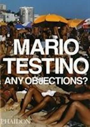 Bog, paperback Any Objections? af Mario Testino