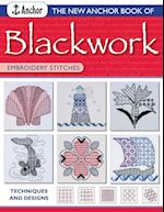 The New Anchor Book of Blackwork Embroidery Stitches (The New Anchor Embroidery Series)
