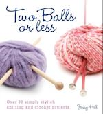 Two Balls or Less af Jenny Hill