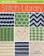 Stitch Library (Knitter's Bible)