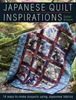 Japanese Quilt Inspirations af Susan Briscoe