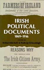 Irish Political Documents 1869-1916 af Padraig O'Snodaigh, A. Mitchell