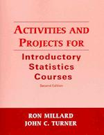Activities and Projects for Introductory Statistics Courses