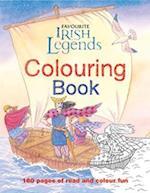 Irish Legends for Children Colouring Book