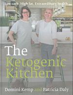 The Ketogenic Kitchen af Domini Kemp