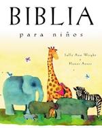 Biblia para niños / Bible for Children af Sally Ann Wright