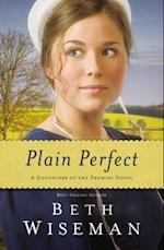 Plain Perfect (Daughters of the Promise Novels)