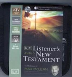 KJV, Listener's Audio New Testament, Audio CD