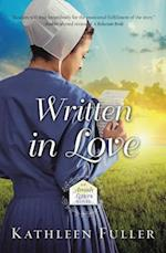 Written in Love (Amish Letters)