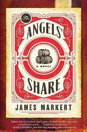 Bog, paperback The Angels' Share af James Markert