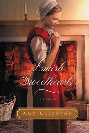 Bog, paperback Amish Sweethearts af Amy Clipston